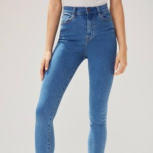BDG Twig Super High-Rise Skinny Jean